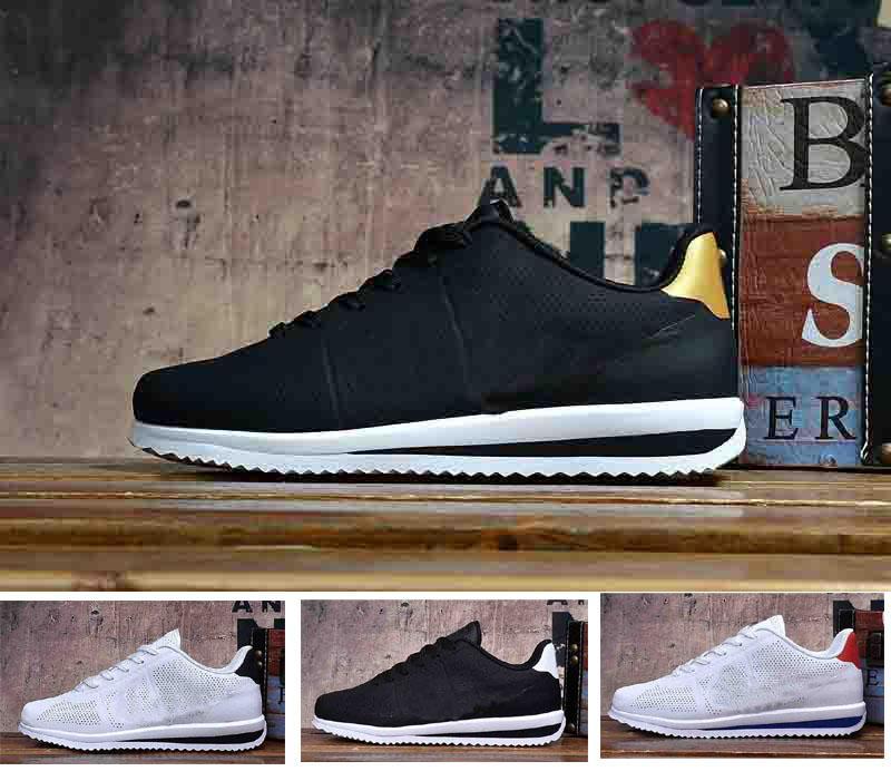 reputable site 3484b 7dfb9 Acheter CORTEZ ULTRA MOIRE Chaussures De Course Pour Homme De Bonne Qualité  De  83.07 Du Ggg 01   DHgate.Com