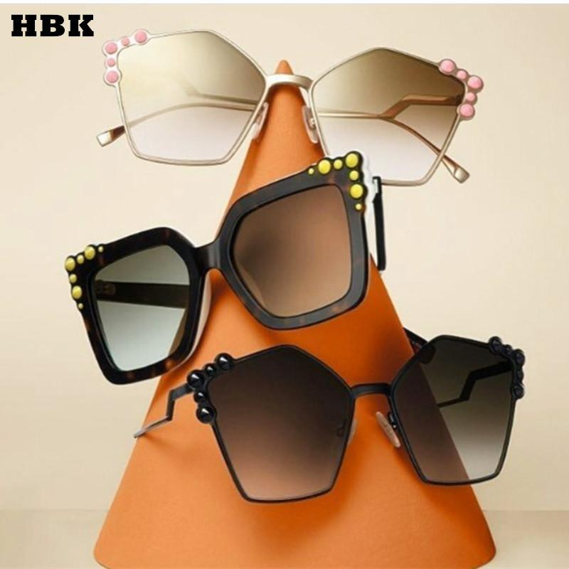 4f0080800 Compre Cat Eye Sunglasses Itália Designer De Marca De Luxo Mulheres Espelho  Óculos De Sol Do Vintage 2018 De Metal Marrom Rosa Óculos De Sol Óculos De  ...