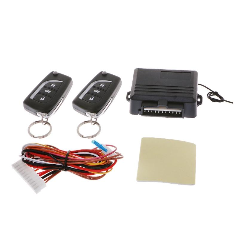 Universal Car Central Door Lock Keyless Entry System Remote Central