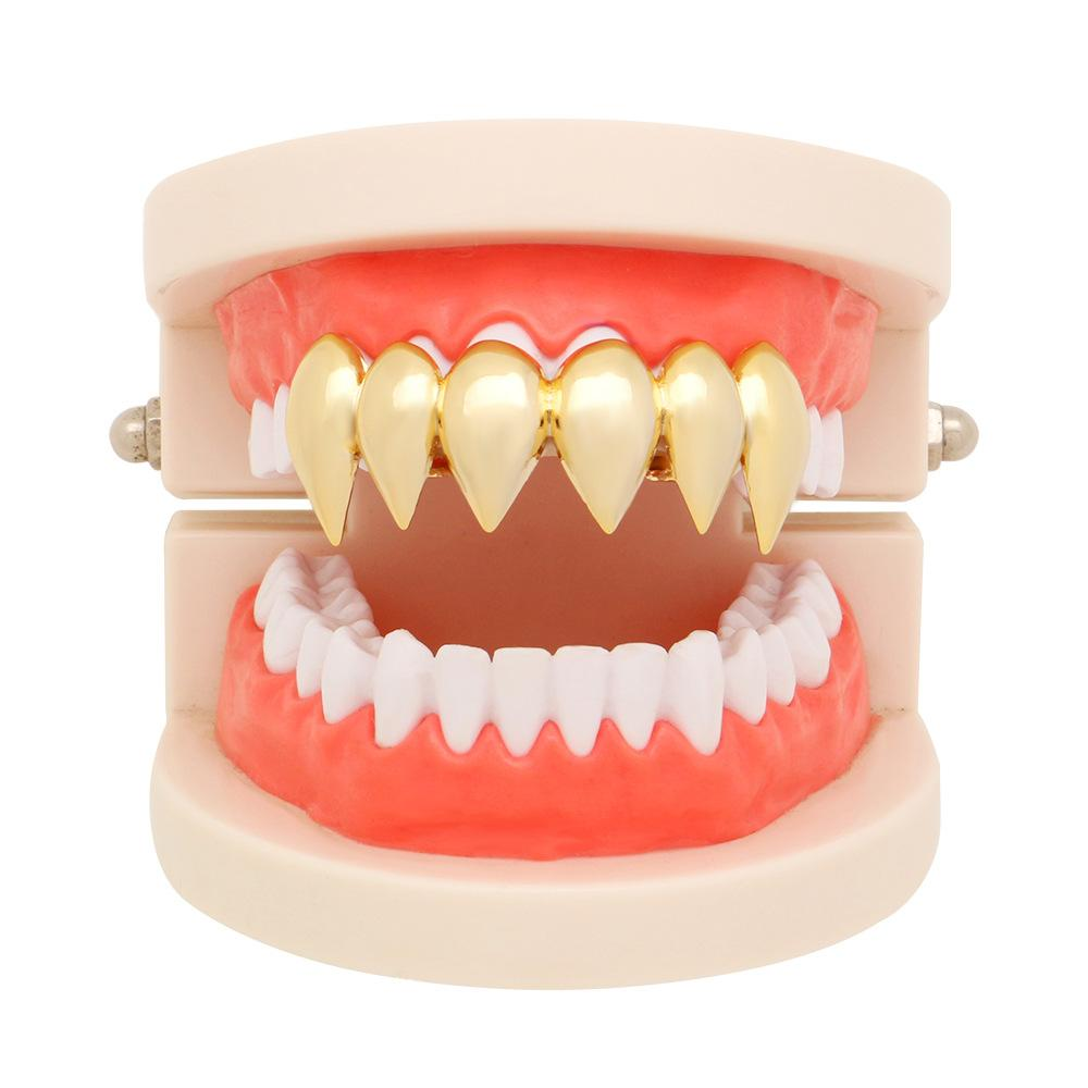Fashion Body Jewelry Mold Kit Hip Hop Tooth Cap Top & Bottom Grill Teeth  Grillz Mouth Grills Body Jewelry