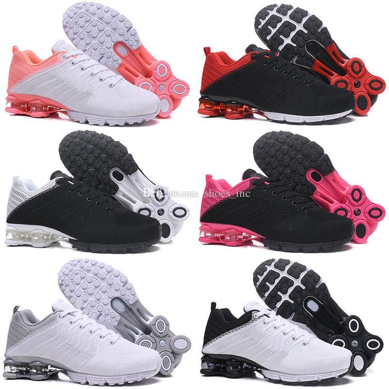 quality design 3a1cf c6ed2 Acheter Hommes Femmes Weave Shoxs 628 Chaussures De Course De Marque  DELIVER OZ NZ TLX Chaussures De Sport Baskets De Sport De Plein Air Taille  36 46 De ...