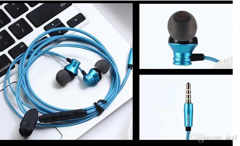 2018 M16 Earphone Earphones Headphones Earbuds Headset For Iphone ...