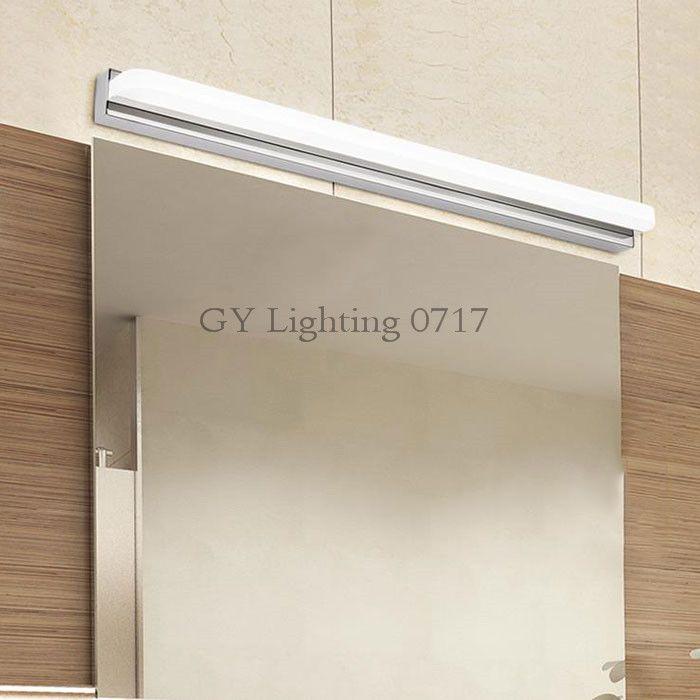 2018 Modern Long Led Bathroom Light With
