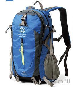 78467455ea Camping Hiking Backpack Sports Bag Outdoor Travel Trekk Rucksack Mountain  Climb Equipment 40 L Ent Hike Gear Trekking Rucksack For Men Women Laptop  Rucksack ...