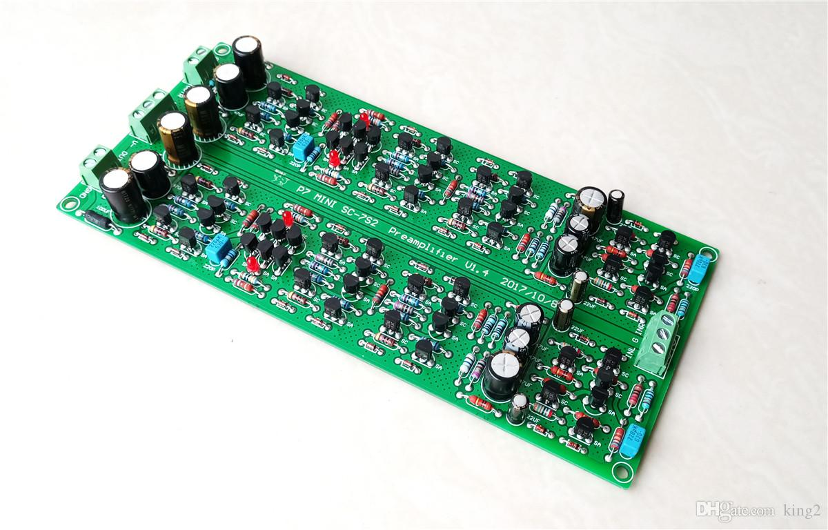 Preamplifier Hifi Amplifier Pre Amp Power Supply Assembled Board Circuit Design Marantz Sc 7s2 Online With 6846 Piece