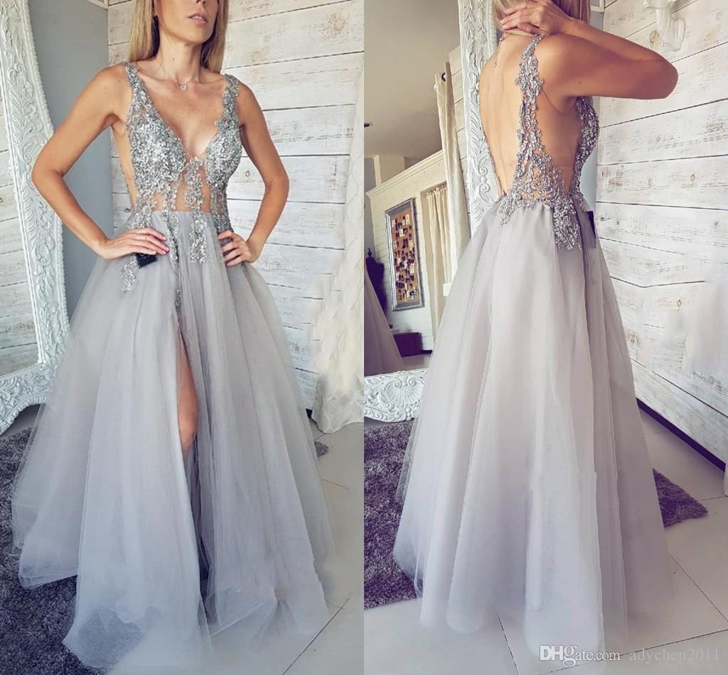 06787631d Compre Vestidos De Fiesta Con Espalda Sin Espalda