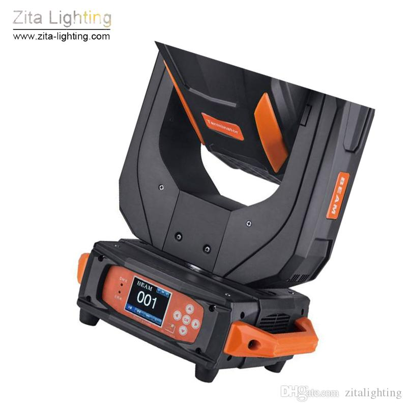Zita Lighting Moving Head Lights 260W 9R Sharpy Move Beam Stage Lighting Spot Wash Lights DMX512 DJ Disco Concert Wedding Party Light Effect