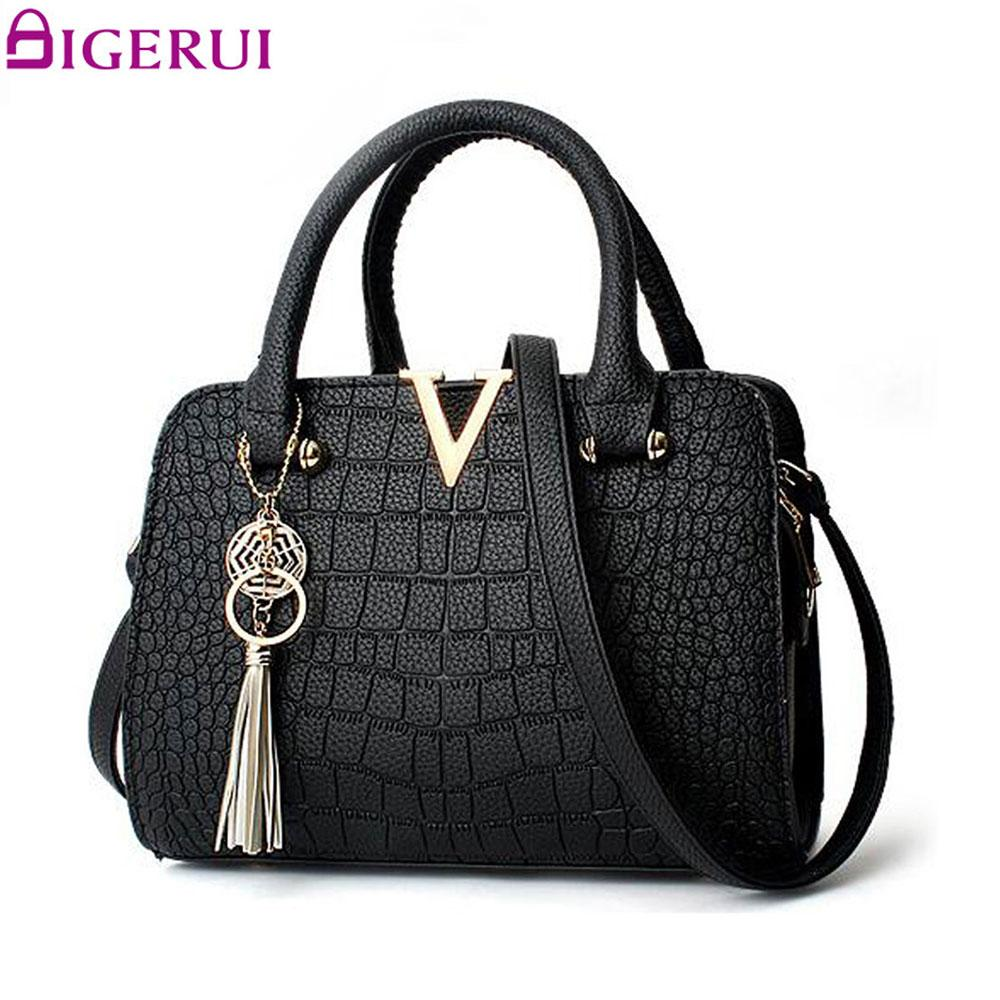 66201494f DIGERUI Tassel Fashion Women Handbag Bag Handbags Women Messenger ...