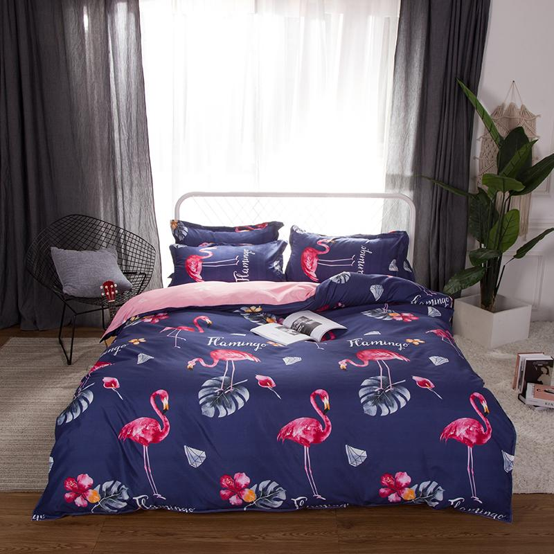 Matrimonio Bed Cover : Best wansd full kid edredom flamingo bedding sets high