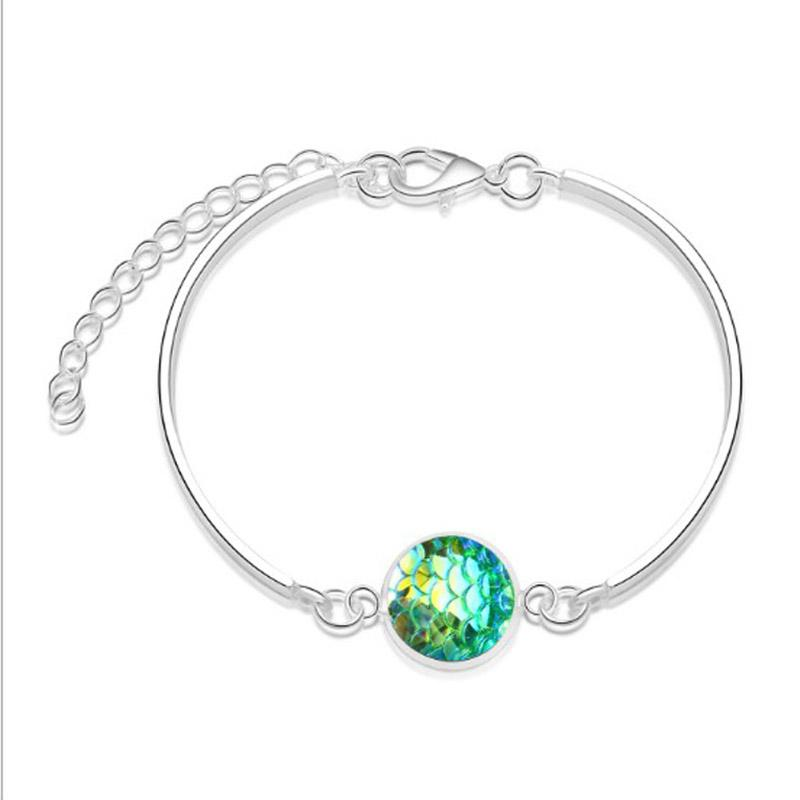 Charms Crystal Chain Bracelet Vintage Unisex Dreamy Starry Star Bracelet Bangle For Women Jewelry Accessories