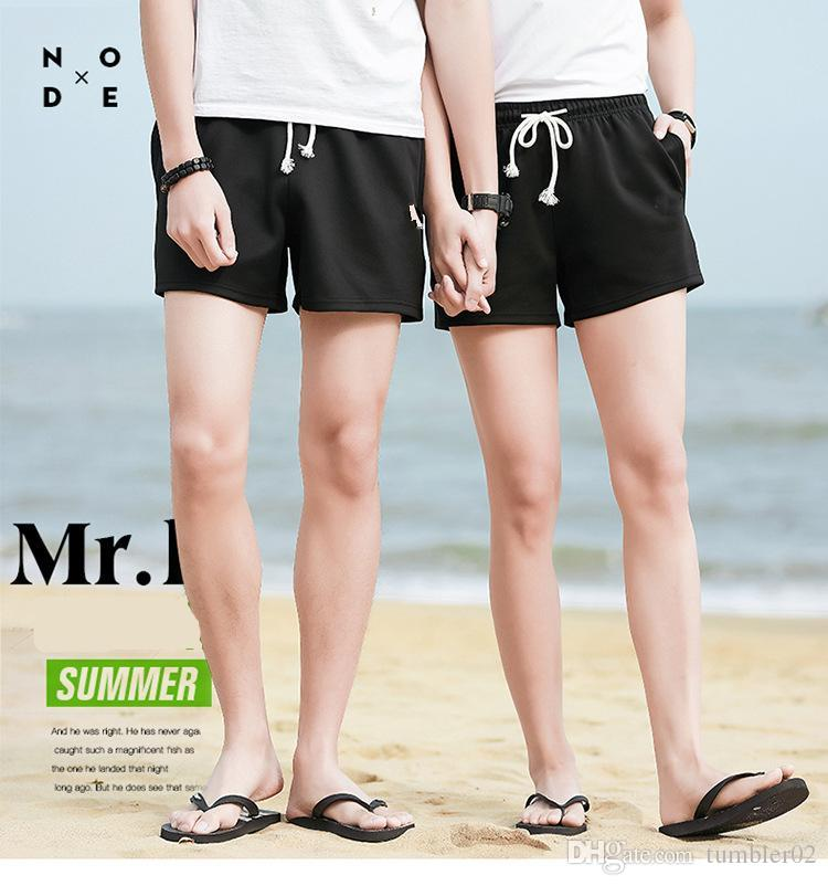 b84ba023e596 2019 New AD Board Shorts Mens And Womens Summer Beach Shorts Pants High  Quality Swimwear Male Letter Life Lovers Swim From Tumbler02, $17.14 |  DHgate.Com