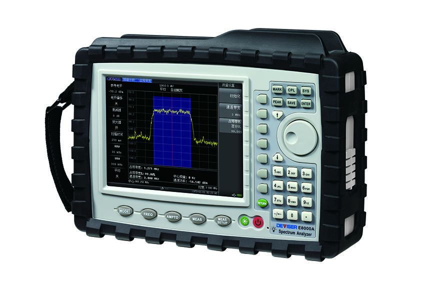 DEVISER E8600B Spectrum Analyzer 9 kHz ~ 6 0 GHz