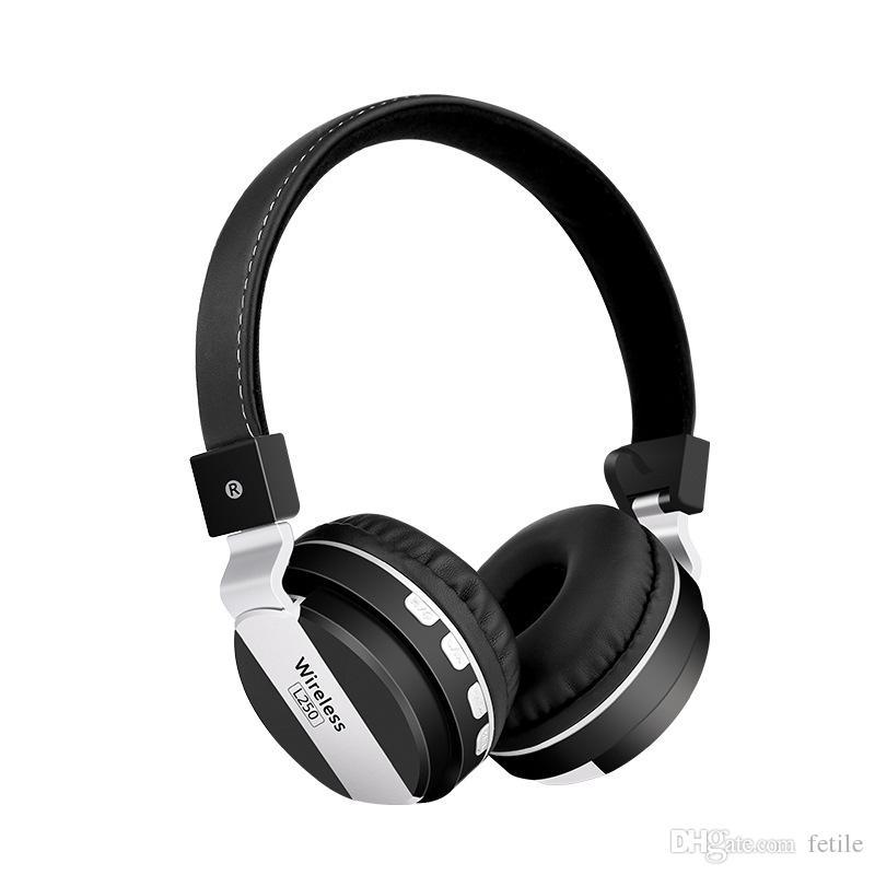 Acquista Cuffie Senza Fili Cuffie Bluetooth Cuffie Auricolari Cuffie  Auricolari Con Microfono PC Musica Telefoni Cellulari A  21.25 Dal Fetile  fa09c8081c1a