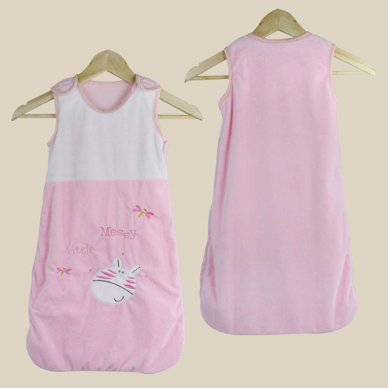 d8d9f9152e Giol Me Num Summer Newborn Sleepsacks Flannel 2 Layers 0-12 Months Baby  Sleeveless Embroider Sleeping Bag Baby Sacks 70X38cm Baby Sack Sleeping Bag  Baby ...