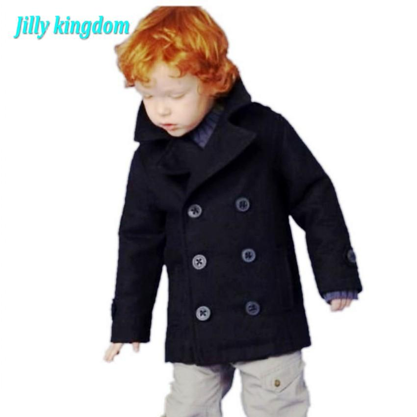 5c8dda383 2108 New Fashion 3~7Age Boy Kids Coats For Children Outerwear Coats ...