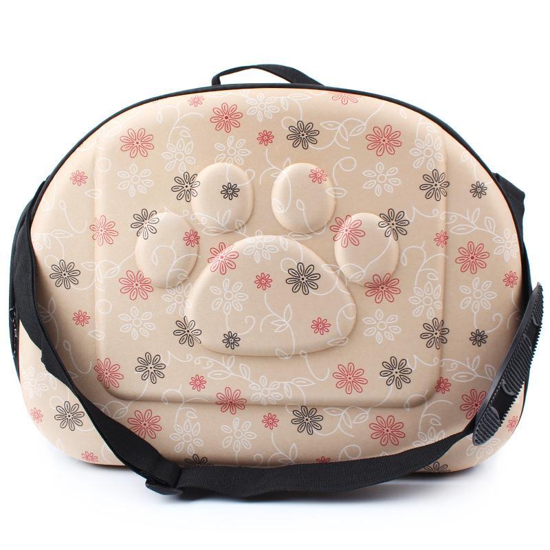 الكلب الناقل جرو المحمولة السفر حمل حقيبة pet إيفا حقائب الكتف تنفس حقيبة الظهر للطي مريحة سستة بيت كبير الحجم