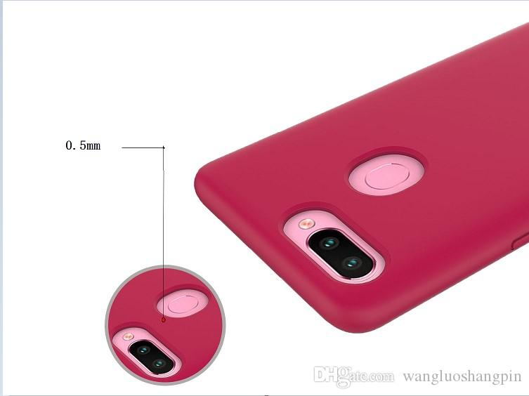 For OPPO R9S,R9Splus,R11,R11plus,R11S,R11Splus,R15 R17 R17pro,find x, new fashion fall protection, liquid silica gel mobile phone shell