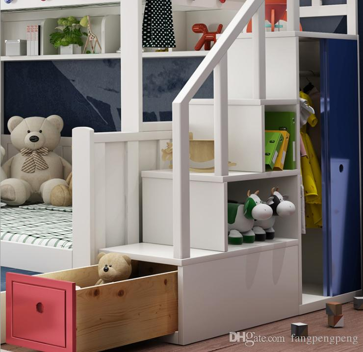 2018 Solid High And Low Beds Bunk Beds Mother Beds Adult Beds