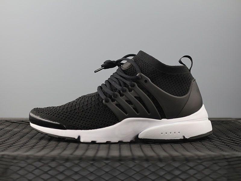 Acheter 2018 Nike Air Presto Flyknit Ultra Sneakers Réel Boost Ultraboost Chaussures  De Sport En Plein Air Hommes Femmes Speedcross Ub3.0 Ultra Boost 3.0 3 ... 1eea97061398