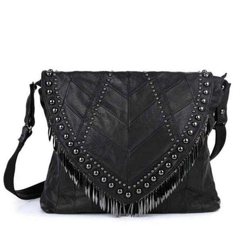 a19c4819f223 Casual Women Tote Bags Soft Sheepskin Leather Handbags Luxury ...