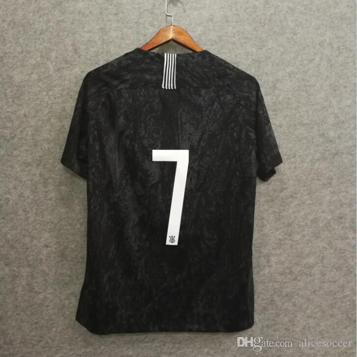 1a9423ab4    Wholesale 2018 Corinthian Soccer Jersey TIMAO Top AAA Quality ...