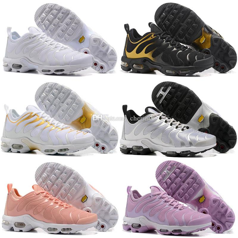 cff0faadbb 2018 Cheap TN Womens RunnING Shoes Black White Women Sports Shoes Pink Blue  Woman Best Athletic Trainers Sneakers TN Casual Shoes Running Sneakers  Racing ...