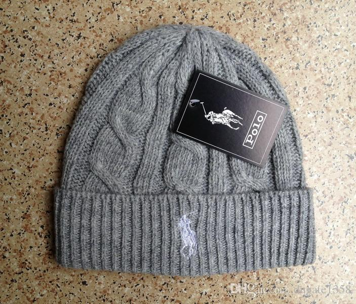 Hot Sale Beanies With Pom In Stock Men Beanie Hats 5f7d67b44