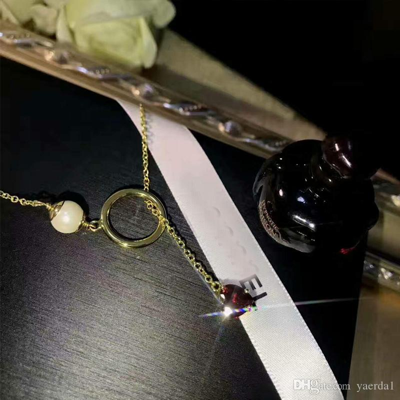 kendra scott mothers day designer jewelry gold chain bracelet designer earrings Romantic flower tassel necklace 925 silver + Packaging $8968