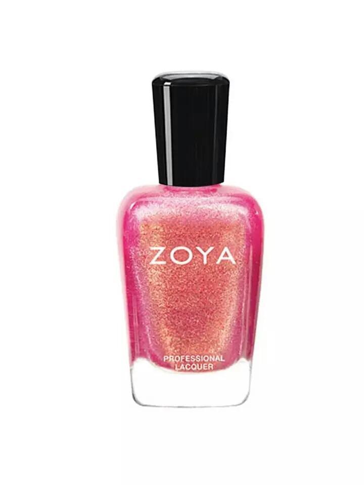 Fairy Esmalte De Uñas Americano Original Zoya Rose Rosa Sirena Zp671 ...