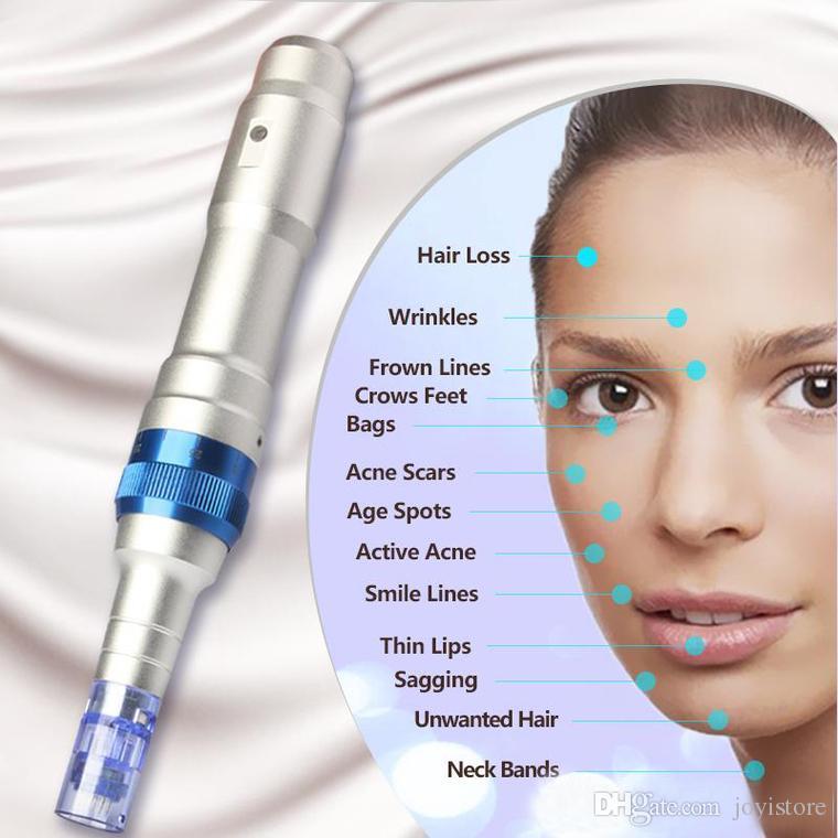 Best Microneedling Pen Derma Roller Pen Rechargeable Derma
