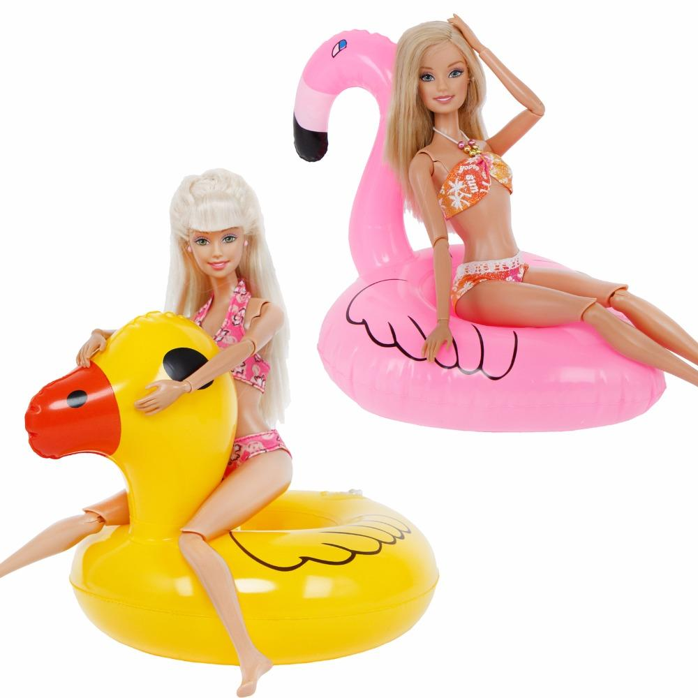 Compre 2 Unids   Lote   1x Traje De Baño De Moda Bikini Summer Beach  Swimwear + 1x Animal Lindo Lifebuoy Accesorios Para Muñeca Regalo De  Juguete Para Niños ... a7633393833