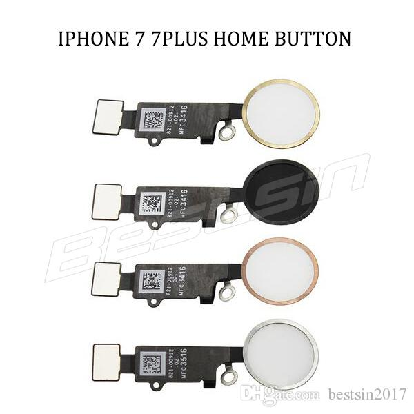 Iphone 7 Touch Id Flex Cable Replacement: Home Button Flex Ribbon Cable Assembly For IPhone 7 7 P Home Key rh:dhgate.com,Design