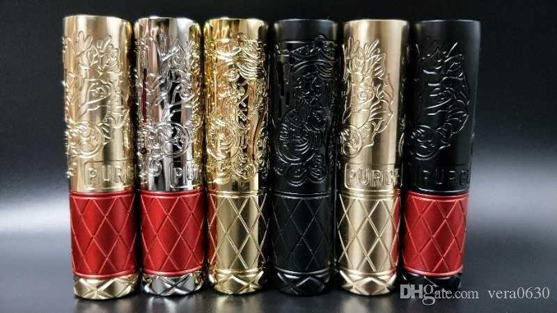 Purge Mods Suicide Queen 20700 Mod Multiple Colour Vape