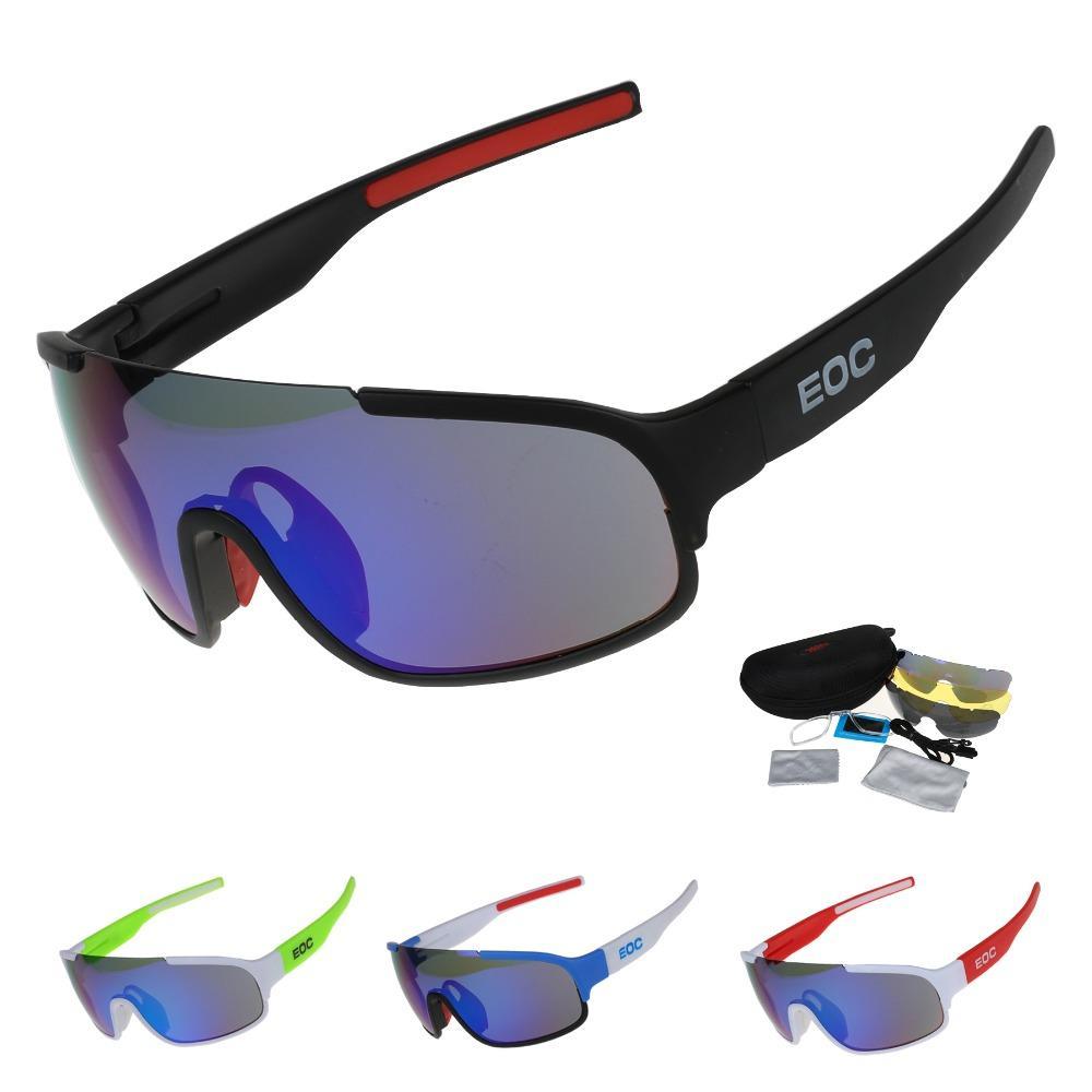 3aa8162634 COMAXSUN Gafas De Ciclismo Polarizadas Protección De Montar En Bicicleta  Gafas De Conducción Deportes Al Aire Libre Gafas De Sol UV 400 STS814 Por  Ranshu, ...