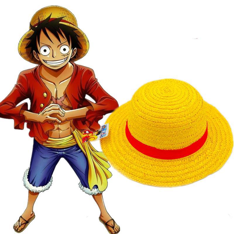 Acheter Tanboo One Piece Singe De Bande Dessinée Japonaise Anime D. Luffy  Chapeau De Paille Cosplay Halloween Casquette De  90.94 Du Gillehuang  b0251d73044