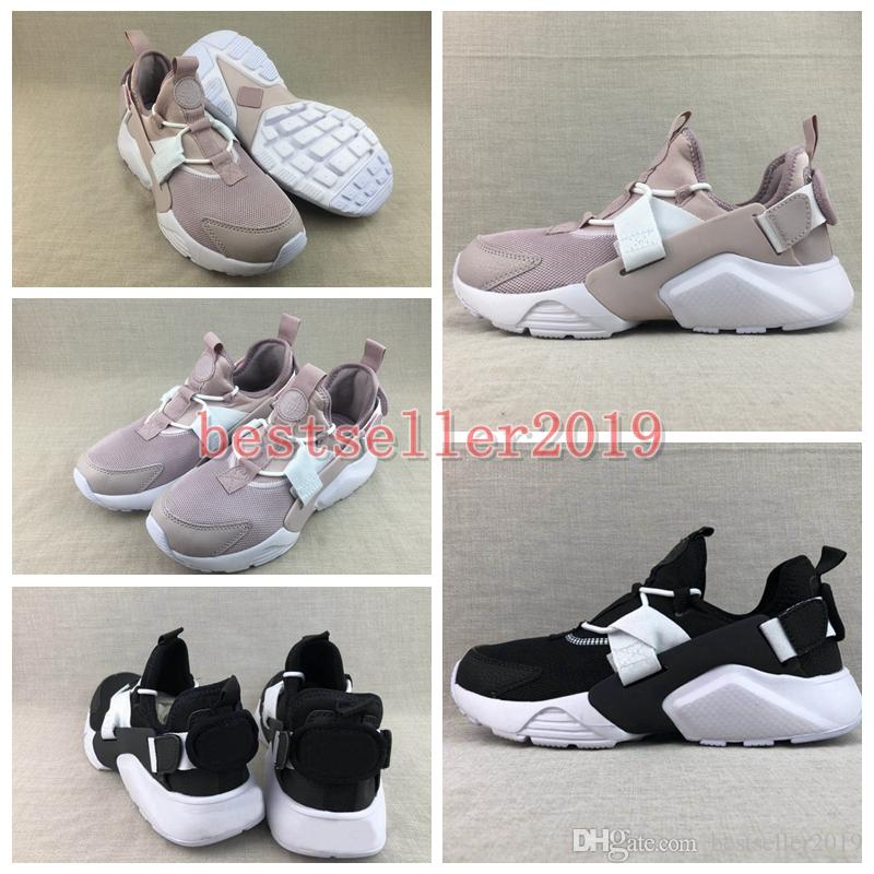 cheap sale visit new sale visit New 2018 Air Huarache City Low 5.0 Ultra Huaraches Running Shoes Mens Womens Triple Black White Pink Hurache zapatos Designer Brand Sneakers Sl8X2xPC