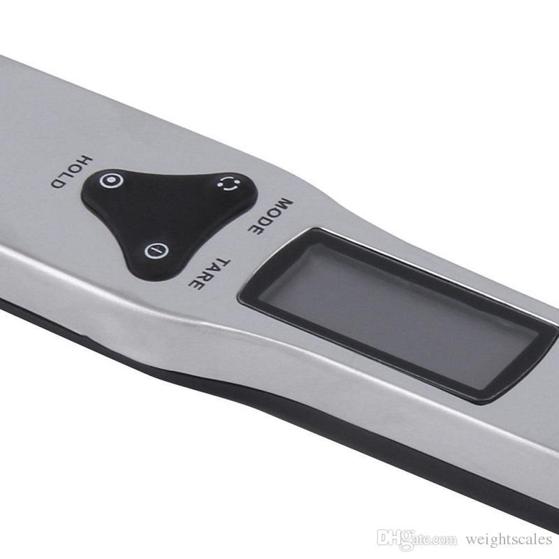 Digital-Löffel-Skala 500g / 0.1g elektronische Küchen-messende Skala, die Schaufeln für Kochen, Backen, Portionierung wiegt