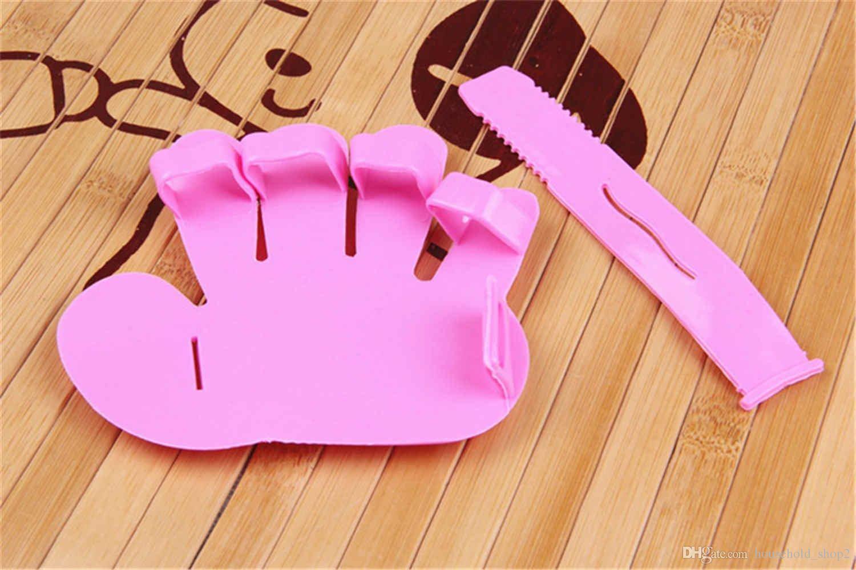 Домашнее Животное Мыть Кисти Перчатки Гребень Уход Ванна Мягкий Инструмент Собаки Кошки Чистящие Средства
