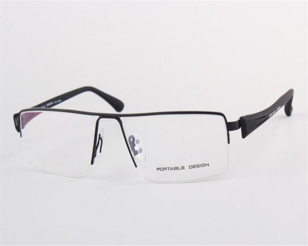 a2d41aadda DOWER ME Brand Design Men Alloy Half Rim Progressive Multi Focal Lens Optical  Eyeglasses See Near Far Reading Glasses ZM8157 Picking Eyeglass Frames  Popular ...