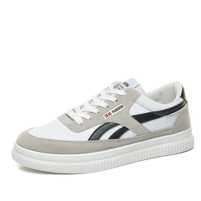 febb665de5 Brand 2018 Spring Summer Canvas Shoes Men Sneakers Low Top Men's ...