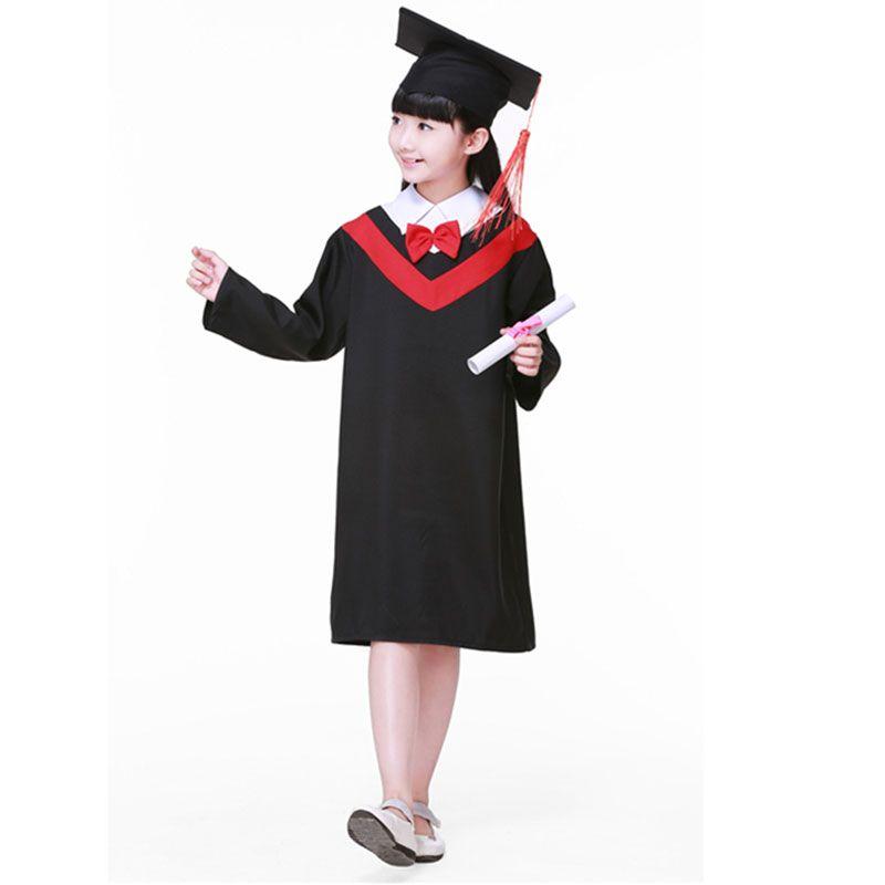 4a0ee3db82d 2019 Children Academic Clothing Doctor School Uniforms Kid Graduation  Student Costumes Kindergarten Graduated Girl Boy Dr Suit Suits From Adnor