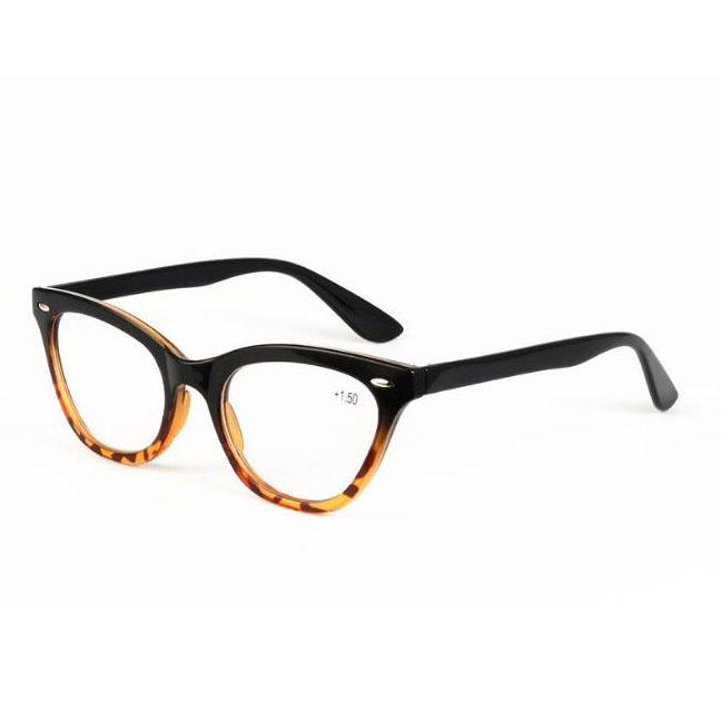 94b8d759cd22 Retro Reading Glasses Magnifier Vintage Eyeglasses Women Men Eyewear ...