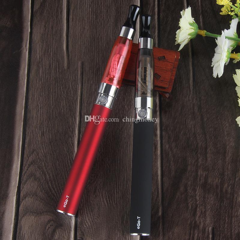 Ego Starter Kit CE4 Zerstäuber Elektronische Zigarette e Cig Kit 650mAh 900mAh 1100mAh EGO-T Batterie Blisterkasten Clearomizer E-Zigarette DHL
