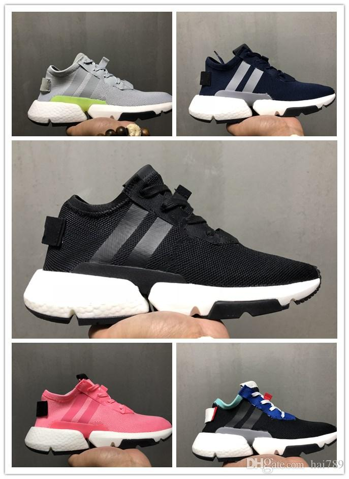 cheap sale lowest price geniue stockist online 2018 POD-S3.1 Women Men Running Shoes Off Jointly White Stretch Mesh Fabric Breathable Sports Sneakers DAD Shoes Light POD S3.1 Original sale pay with visa discount best sale EKHkewjSQn