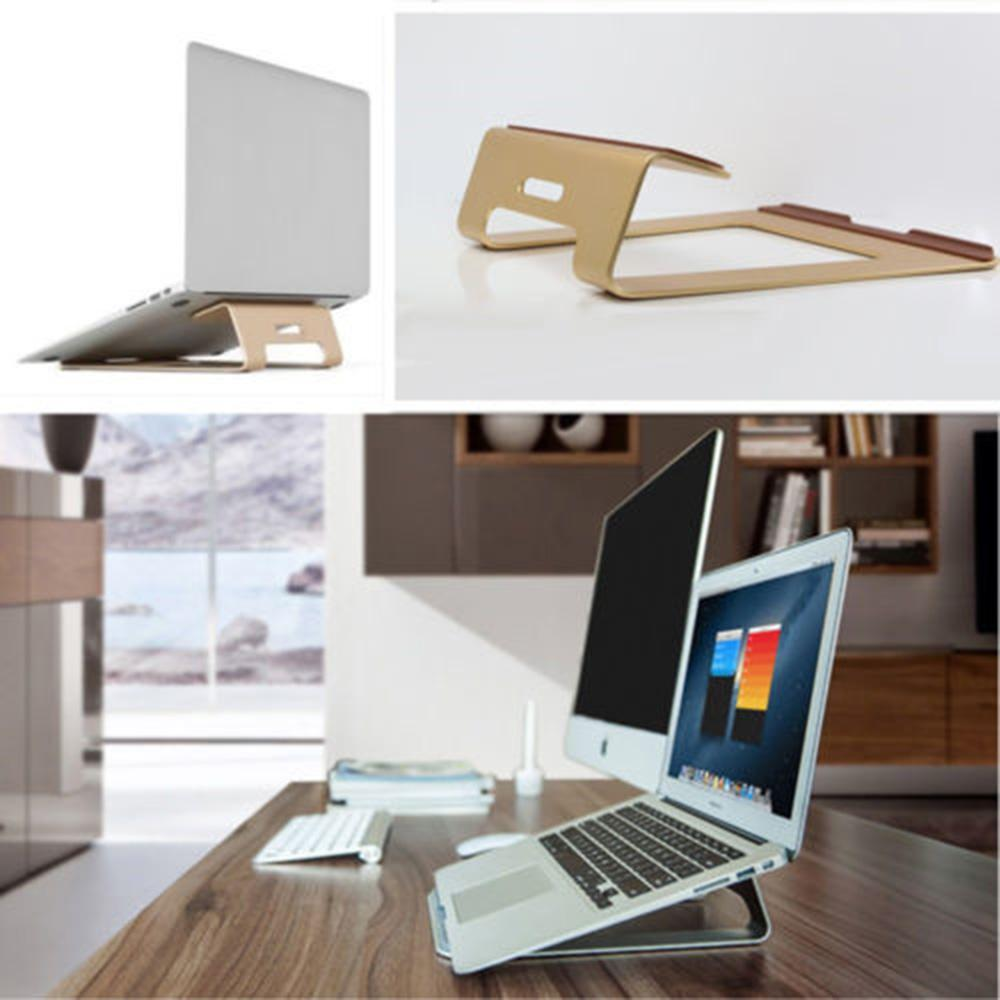 2018 2017 Creative Universal Aluminum Desk Tablet Mount Laptop Holder Stand For Macbook Ipad Pro12 9 Tablets Pc From Gongtong 114 67 Dhgate Com