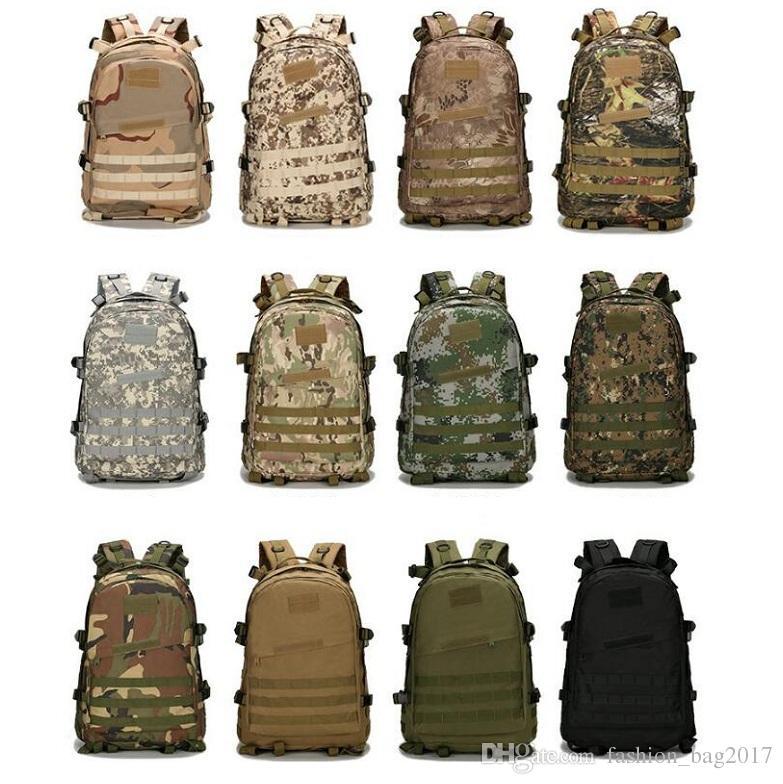 7504b3ab7ca PUBG Level 3 Backpack Winner Winner Chicken Dinner Playerunknown's  Battlegrounds Cosplay Desert Camo Color Tactical Backpack
