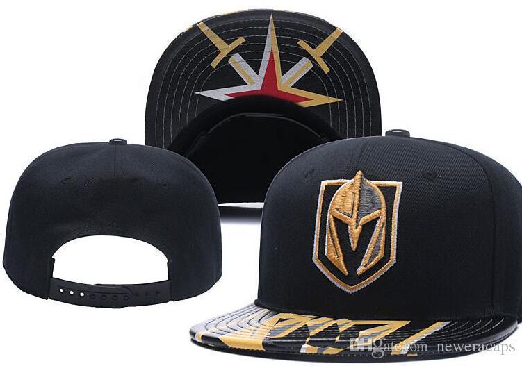 Vegas Golden Knights Snapback Hats Men Women Ball Caps Top Quality UK 2019  From Neweracaps 0d5fe1156