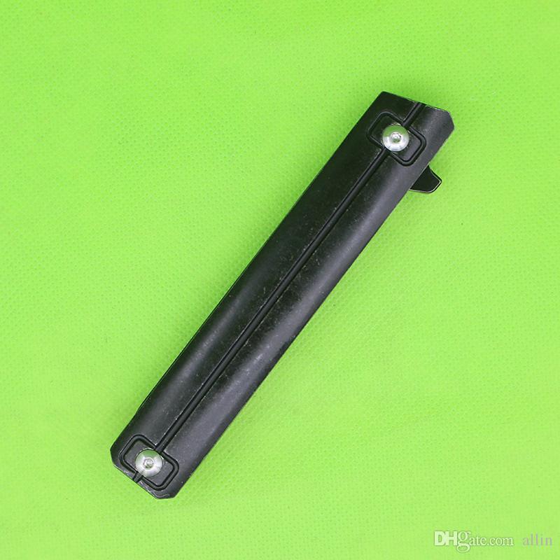 En kaliteli Rulman Flipper Bıçak 9Cr18 Siyah Taş Yıkama Damlama Noktası Blade Çelik Kol EDC Cep Bıçaklar Çerçeve Kilidi