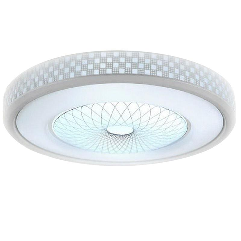 Modern LED Round Acrylic Lighting Chandelier Ceiling Lamp Light Flush Mount  Lighting Flush Mount Flush Mount Modern Led Online With $207.66/Piece On ...