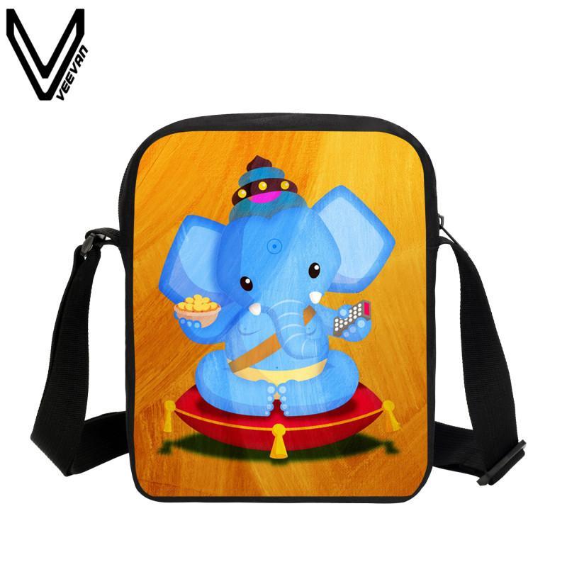 Acquista VEEVANV Kids Messenger Bag Cartone Animato Elefante Stampe  Borsetta Carina Tracolla Animali Colorati Piccola Borsa Bambini Crossbody A   30.73 Dal ... 2b59f552c90